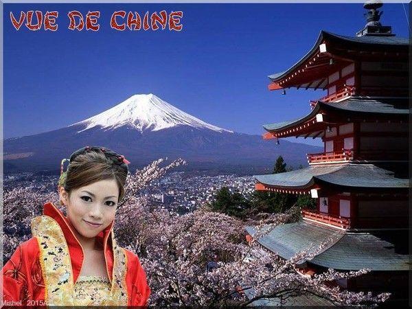 Vue de Chine