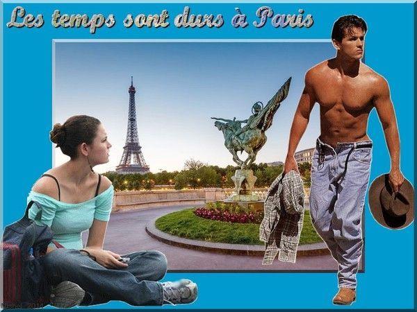 Les temps sont durs à Paris