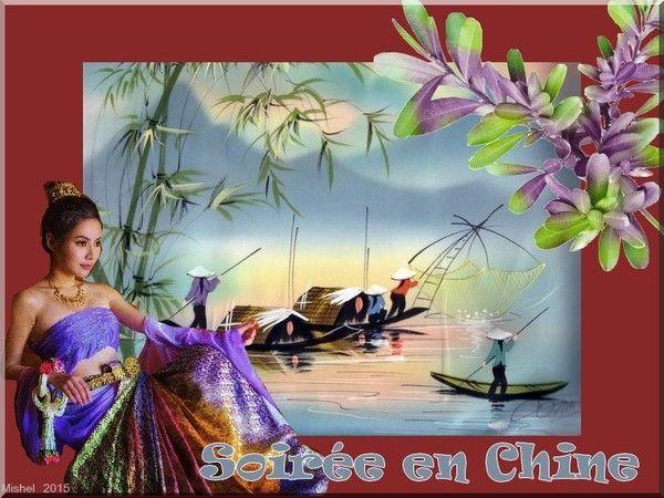 Soirée en Chine