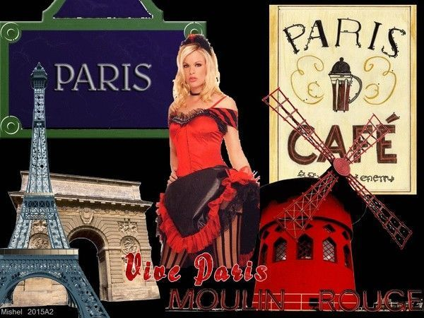 Auh ! Paris !